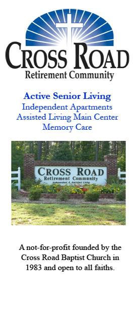 Cross Road Retirement Community Brochure