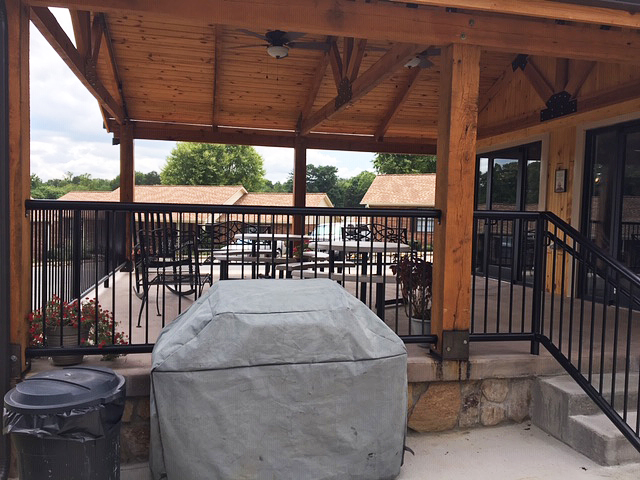 A view of our Picnic Shelter